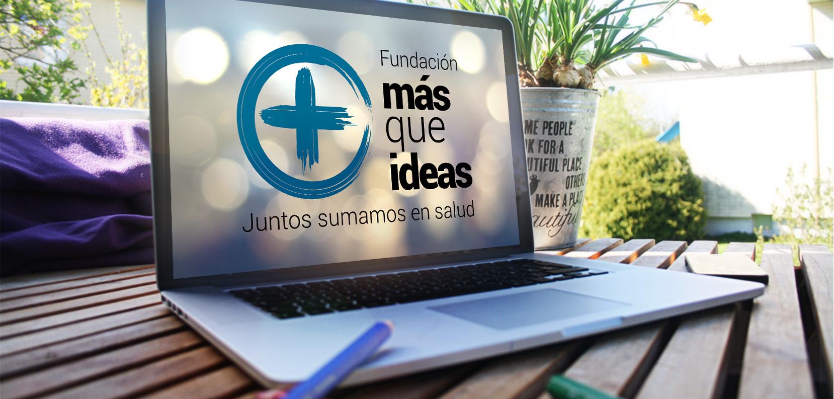Slide Fundación MÁS QUE IDEAS