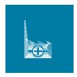 Icono Industria farmacéutica Fundación MÁS QUE IDEAS