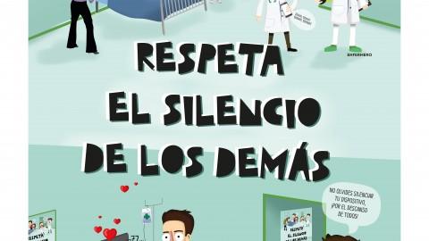 #sanidadSINruido: un reto de tod@s