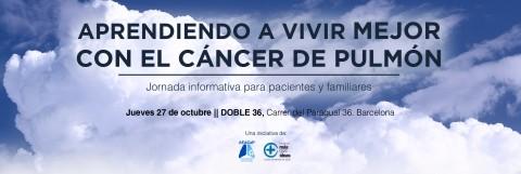 APRENDIENDO A VIVIR MEJOR CON EL CÁNCER DE PULMÓN